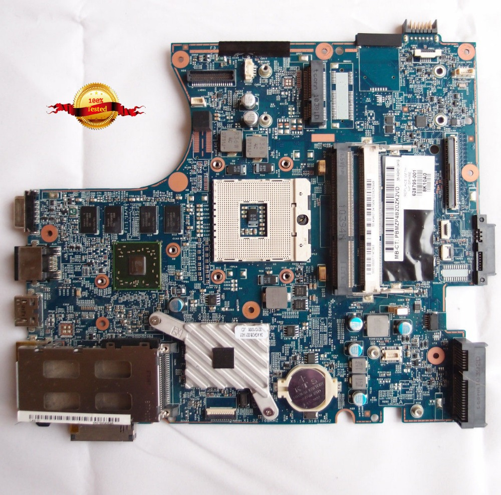 628795-001 Laptop motherboard for HP 4520S 4720S motherboard 628795-001 fully tested working wholesale 613213 001 for hp 4520s laptop motherboard 100% work perfect