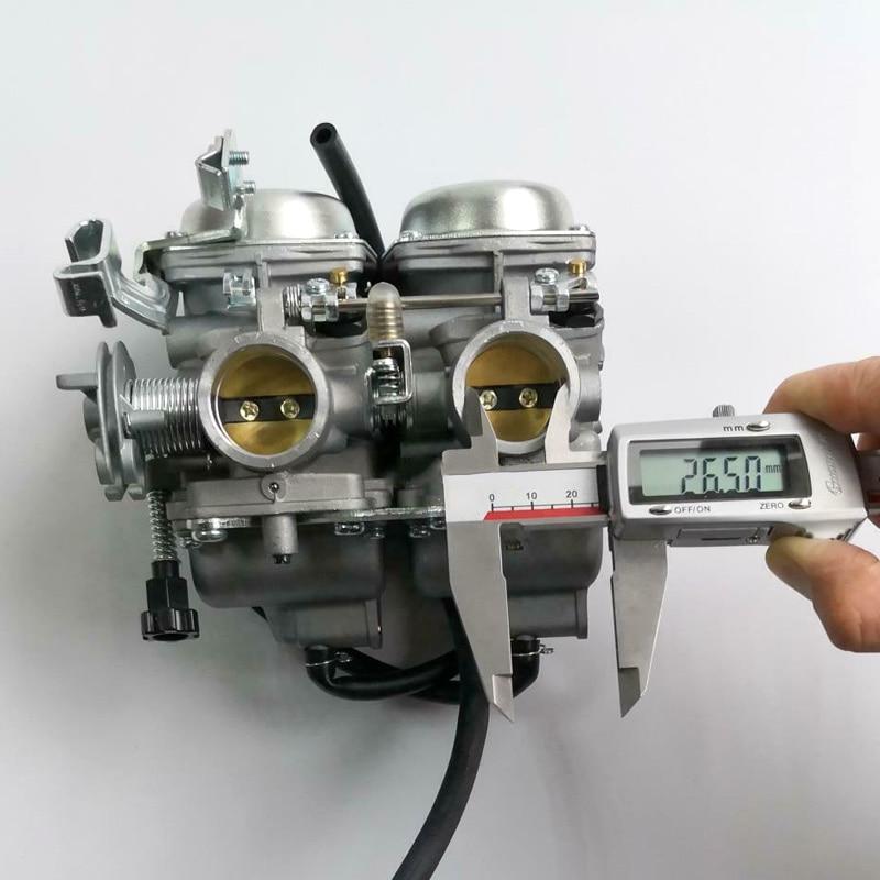 253FMM Motorcycle CMX250 For LB88 250 Rebel CA250 Barracuda Compatible Vento ZZR250 Carburetor