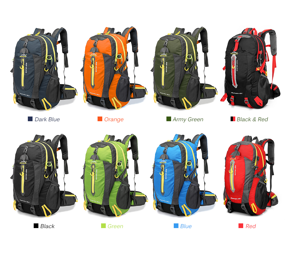 HTB1en0vS9zqK1RjSZFHq6z3CpXaY Waterproof Climbing Backpack Rucksack 40L Outdoor Sports Bag Travel Backpack Camping Hiking Backpack Women Trekking Bag For Men