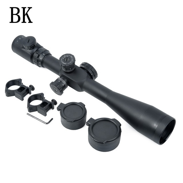 PRO Hunting 8-32x50 SF Red Green Reticle Dot Rifle Scope Tactical Optics Gun Sight Riflescope For Hunting Shooting 20mm Mount 4x 30mm red green mil dot reticle rifle scope with gun mount black 3 x ag13 1 x cr2032