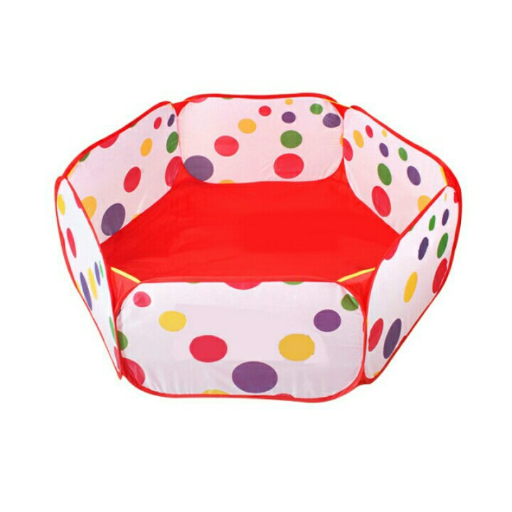 все цены на Foldable ocean ball pool children baby toy game house wave wave ocean ball children indoor tent
