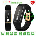 Heart Rate Monitor Smart Wristband ID007 Bracelet OLED IP67 For Android 4.4 iOS 7.0 Fitness Tracker Smart Bracelet band PK ID107
