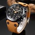 LIGE новые мужские s часы лучший бренд класса люкс хронограф мужские часы кожаные роскошные водонепроницаемые спортивные часы Мужские наручн...