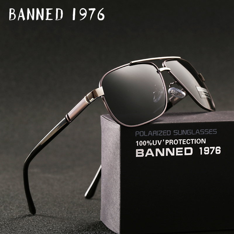 2018 new Men's Aluminum Polarized s