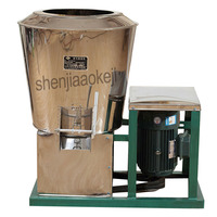 220v 3000w Commercial electric dough mixer Stainless Steel Dough kneading machine Flour mixer Household 25kg bucket dough maker