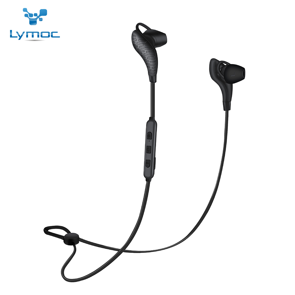 Lymoc M3X Bluetooth Earphone Wireless Headset Sport CSR8645 V4.1 Hi-Fi APT-X Stereo Headphone Handsfree HD MIC for iPhone Xiaomi remax bluetooth v4 1 wireless stereo foldable handsfree music earphone for iphone 7 8 samsung galaxy rb 200hb