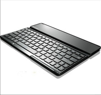 New Wireless Blutooth Official Original Metal Keyboard Station Stand Case Cover For Lenovo Tab S6000 10
