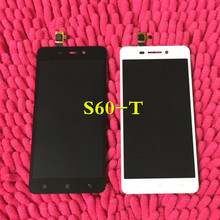 NEW Tested For Lenovo S60 LCD Display Screen Touch Panel Assembly Replacement Parts S60W S60-T s60-a phone With Free Tools RU