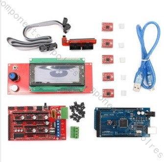 RAMPS 1.4 + Mega2560 + A4988 + 2004LCD ControllerRAMPS 1.4 + Mega2560 + A4988 + 2004LCD Controller