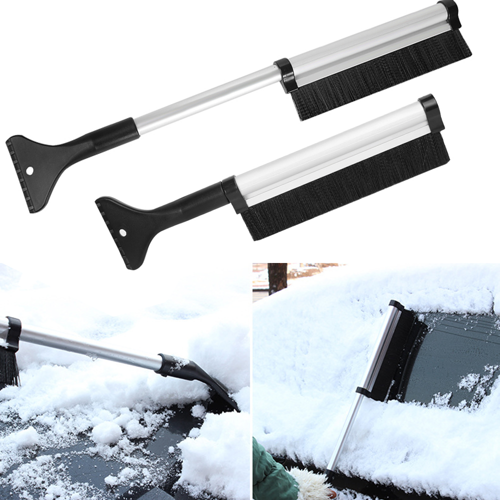 New Fashion Premium Ice Scrape Heavy Duty Frost And Snow Removal For Car Windshield And Window Tool Cleaning Tools Snow Shovel#sw Tools