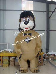 Горячая Распродажа, надувной костюм льва