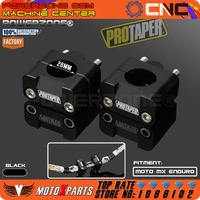 Pro Taper HandleBar Fat Bar Risers Mount Clamp Adapter 7 8 1 1 8 Universal Solid