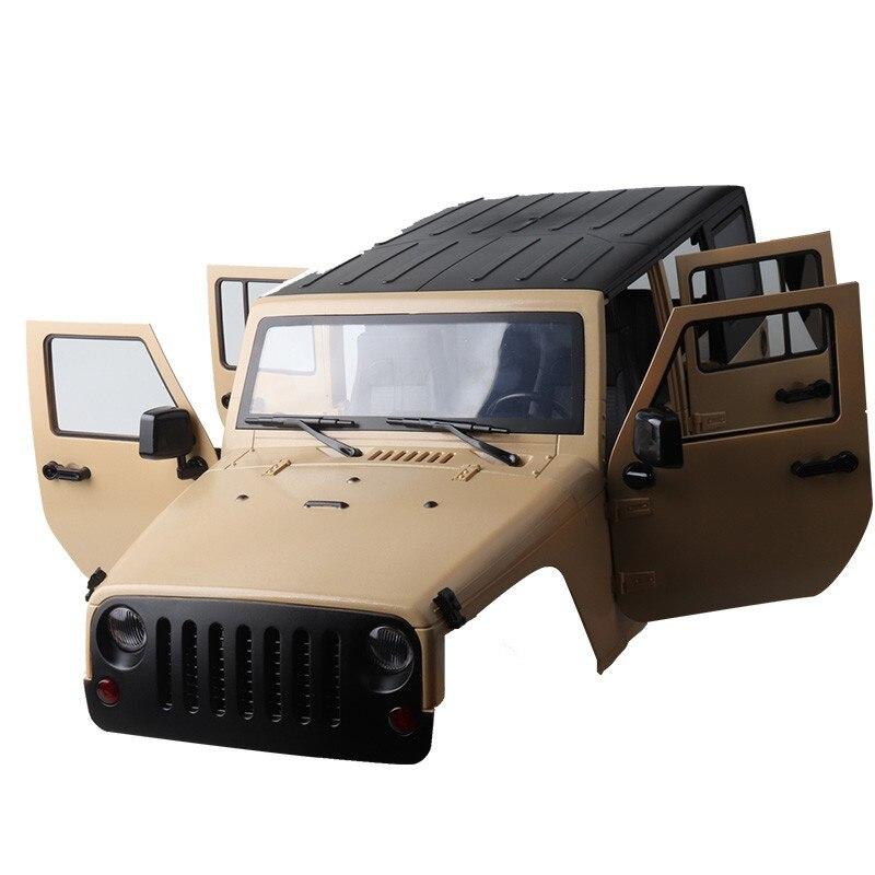 Car Toy 1:10 313mm Wheelbase Climbing Car Car Shell for RC Crawler Jeeps Cherokee Wrangle Axial SCX10Car Toy 1:10 313mm Wheelbase Climbing Car Car Shell for RC Crawler Jeeps Cherokee Wrangle Axial SCX10