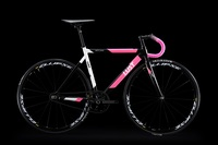 2018 NEW ARRIVAL SINGLE SPPED  FIX GEAR TRACK BIKE WITH MAVIC ellipse  WHEELSETS AND SRAM Omnium Track Crank|fixed gear|fixed gear bike|single gear bike -