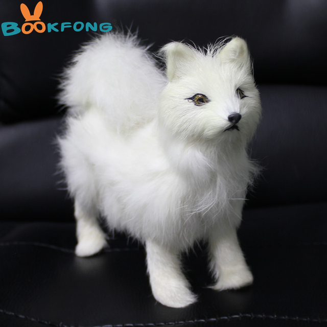 aliexpress : buy bookfong simulation animal samoyed dog plush