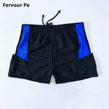 Mens Board Shorts trunks New arrival Beach shorts Swimming training plus size Color splicing A18055
