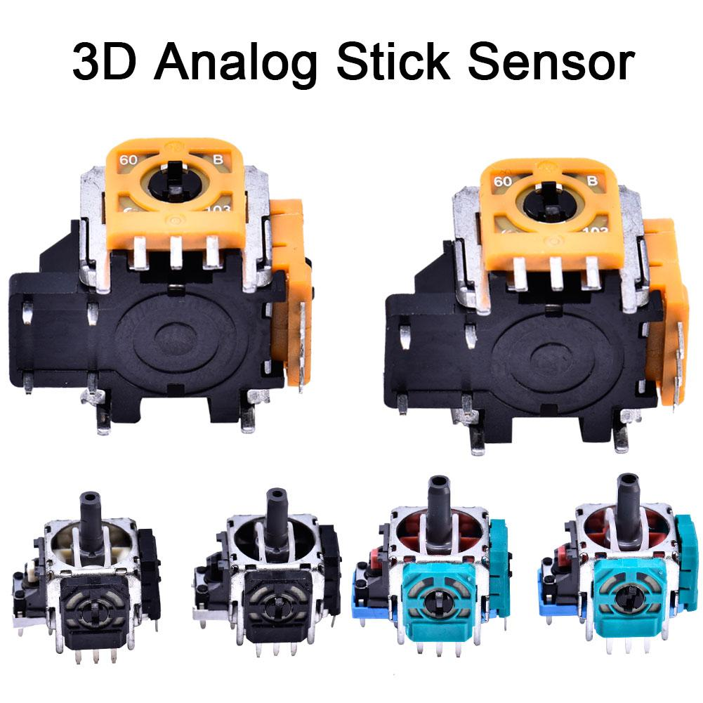 Analog-Stick-Sensor Ps4 Controller 3D for 2pcs/Lot Remote-Sensing-Assembly Steering