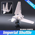 LEPIN 05034 Star War Series The Imperial Shuttle Building Assembled Blocks Bricks  Toys Compatible with  10212