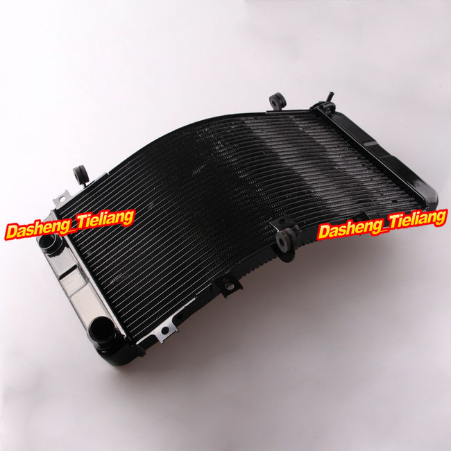 Cooling Radiator For Suzuki Hayabusa GSXR 1300 1999 2000 2001 2002 2003 2004 2005 2006 2007 Aluminium Alloy Black, High Quality fit for suzuki hayabusa gsx1300r 19971998 1999 2000 2001 2002 2003 2004 2005 2006 2007 abs plastic motorcycle gsx1300r 97 07 c25