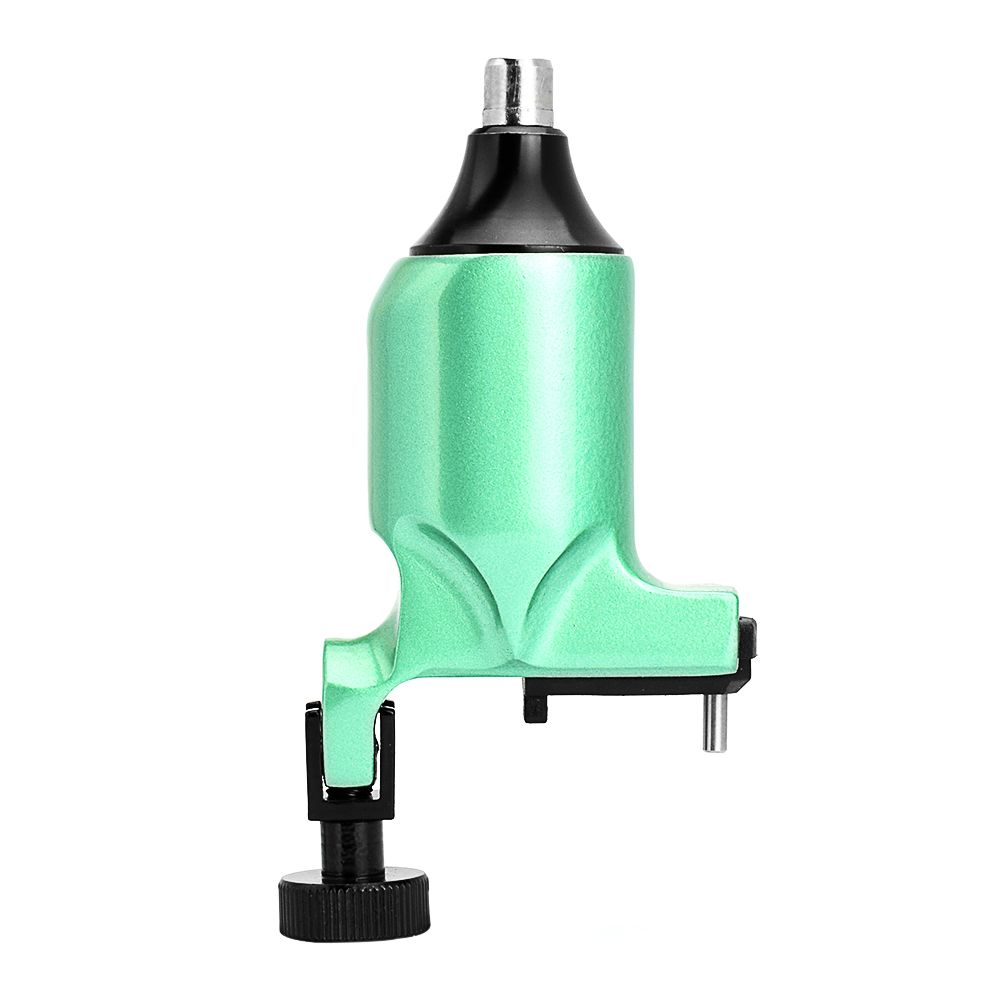 Rotary Tattoo Machine Fashion Style Professional Green Color Tattoo Machine For Liner & Shader Professional Permanent Makeup permanent makeup rotary tattoo machine tattoo gun for learner use
