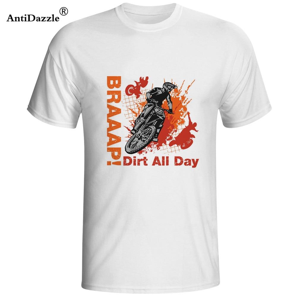 Design t shirt motocross - Antidazzle Braaap Dirt Motocross T Shirts Mugs And Beddings Printed Men T Shirt