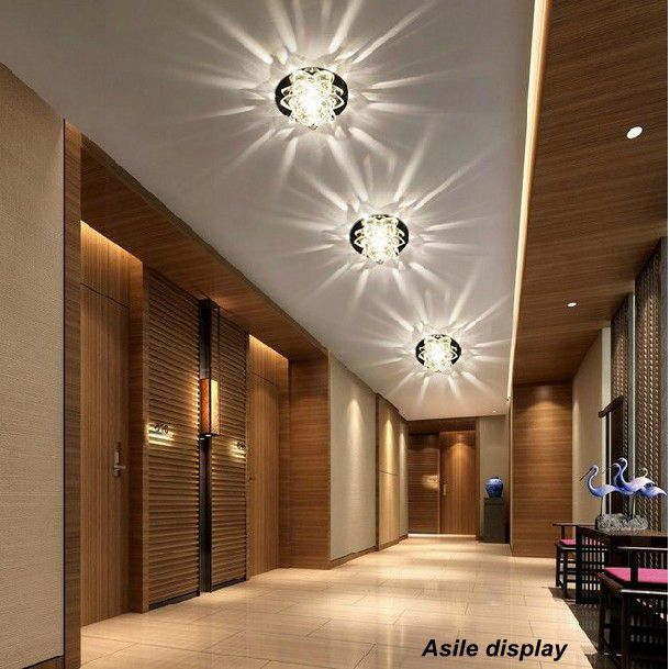 2013new Modern Crastal Ceiling Lampshade Luminaire