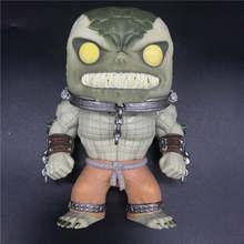 все цены на Killer Croc #56 Batman Arkham Asylum Action Figure Collectible Vinyl Figure Model Toy NO BOX онлайн