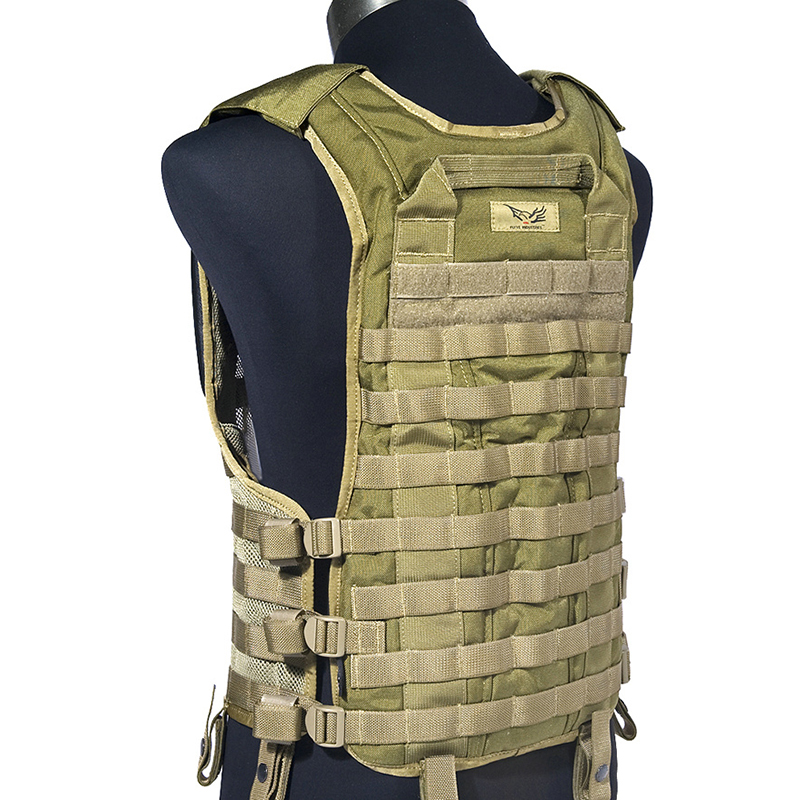Gilet tactique Delta militaire Top qualité 1000D vessie système XForce MOLLE équipement de protection militaire 3L sac à eau CE013 - 5