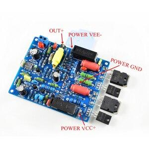 Image 2 - Lusya 2pcs QUAD405 Audio Power Amplifier Board 100W*2 stereo audio Amplifier DIY KIT Assembled board