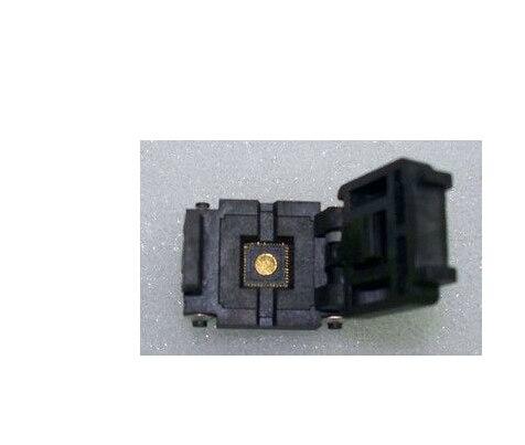 Bloc dessai dic de QFN48-0.5/adaptateur/banc dessai/rodageBloc dessai dic de QFN48-0.5/adaptateur/banc dessai/rodage