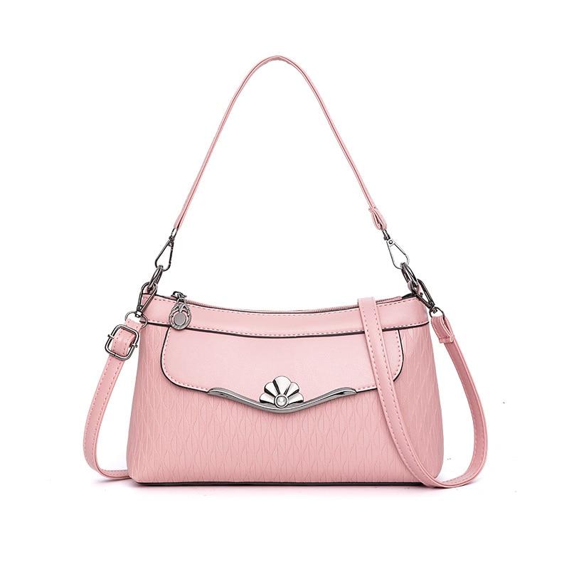 2018 Spring New Korean Fashion Casual Womens Bag Tide Shoulder Bag, A Single Shoulder Sloping Across A Small Bag.handbags