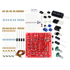 0-30V 2mA-3A DC Regulated Power Supply DIY Kit Continuously Adjustable Short Circuit Current Limiting Protection DIY Kit