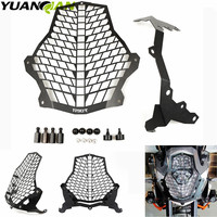 Motorcycle For KTM Grille Headlight Guard 1290 Adv 15 16 Super Adventure 2015 2016 Moto Accessories
