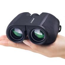 High Times 10X25 HD All-optical Green Film Waterproof Binoculars Portable Telescope for Trave Tourism Binoculars Hot Selling selling tourism