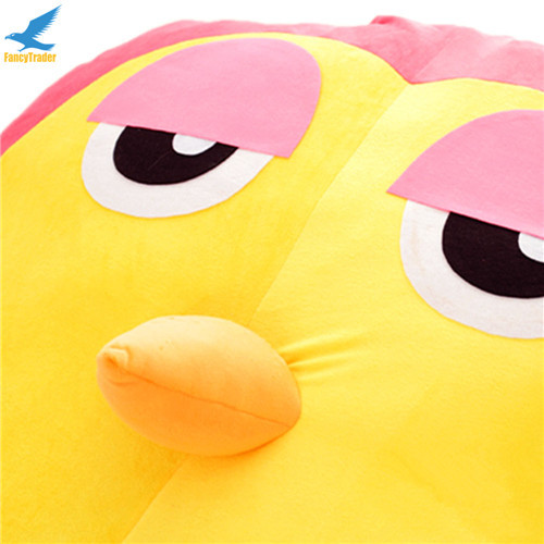 Fancytrader Giant Plush Soft Stuffed Owl Sofa Bed Beanba Sleeping Bed Mattress 2 Colors, Nice Gift FT90901 (12)