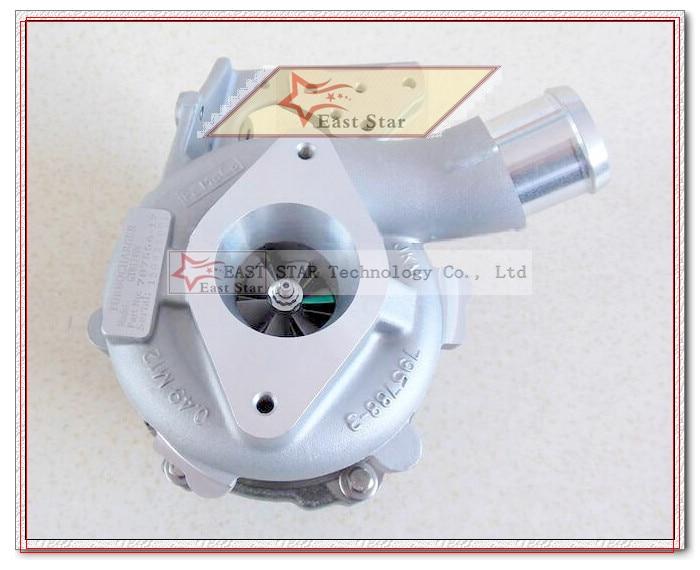 Turbo NO Actuator GTB2260VZK 798166 812971 798166 0007 812971 0002 BK3Q 6K682 RC BK3Q6K682RC For font