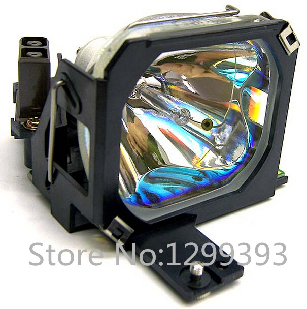 ELPLP05  for  EMP-5300 EMP-7200 EMP-7300  Original Lamp with Housing  Free shipping free shipping lamtop uhe 132w compatible lamp with housing for emp tw10 emp tw10h