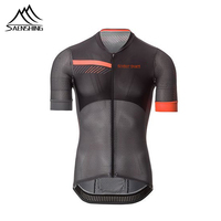 SAENSHING men cycling jersey downhill cycling shirt short sleeve breathable mountain bike jerseys spexcel maillot ciclismo