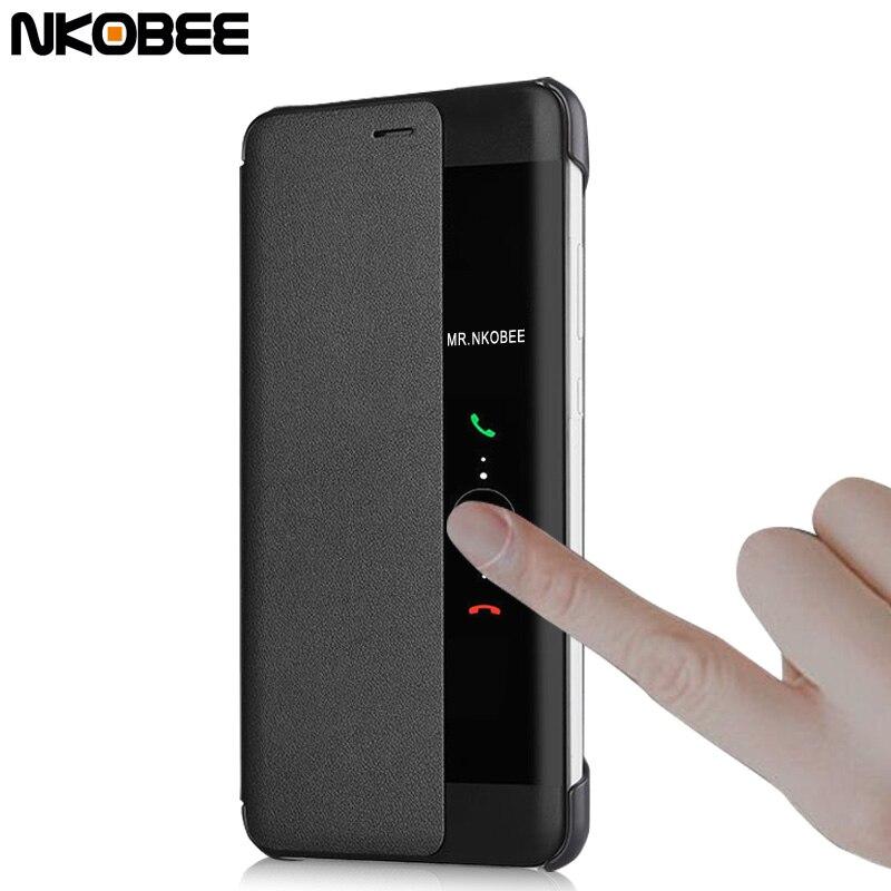 NKOBEE Original For Huawei P10 P10 Plus Case Cover Luxury Sm
