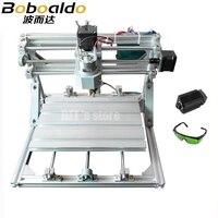 CNC 2418 2500mw Laser GRBL Control Diy High Power Laser Engraving CNC Machine 3 Axis Pcb