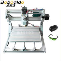 CNC 2418 2500mw Laser GRBL Control Diy High Power Laser Engraving CNC Machine 3 Axis Pcb