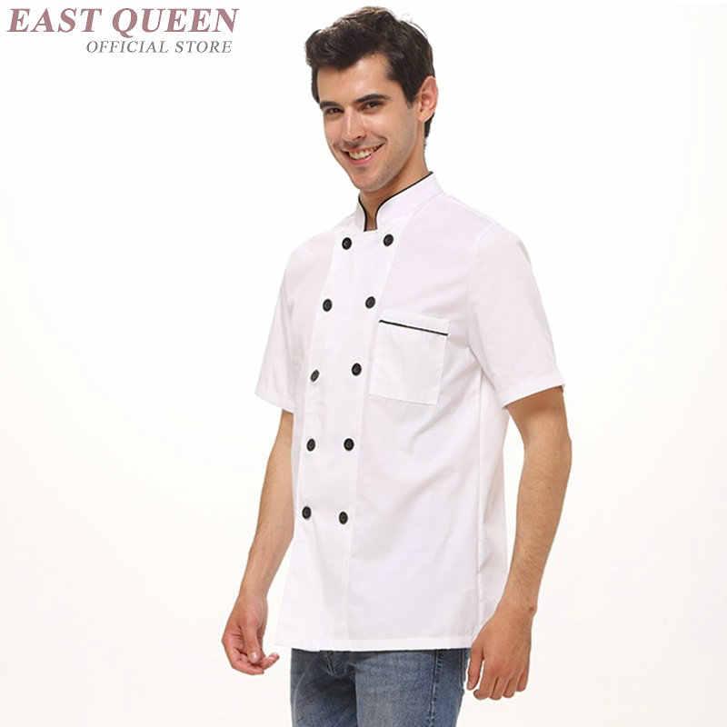 Куртка шеф-повара для пищевых продуктов, китайская одежда для повара с драконом, мужская форма шеф-повара, одежда, униформа для ресторана DD1009 Y
