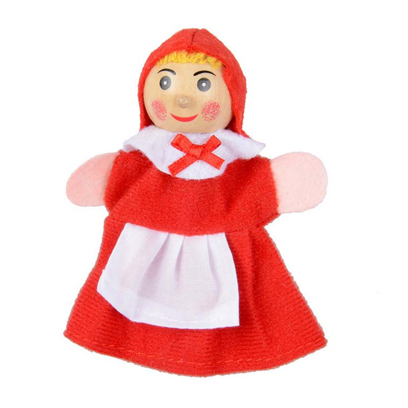 4Pcs-Kids-Little-Red-Riding-Hood-Finger-Puppets-Baby-Plush-Educational-Toy-Christmas-Gifts-fantoche-de-dedo-2