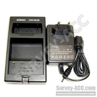 Brand New Sokkia CDC40 CDC29 Charger For Sokkia Total Station For BDC-25 BDC-35 BATTERY