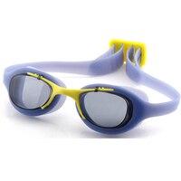H707 bán như tôm tươi hộp Lớn hd không thấm nước chống sương mù bơi kính, sinh viên sử dụng silica gel Swim Eyewear người đàn ông và phụ n