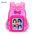 Lovely Girl Backpack Kid School Bag Children Bag For School Books Primary Student School Backpacks For 2017 New Term