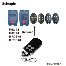 BFT Mitto 2 4, RCB02 RCB04 compatível portão remoto da porta da garagem do controle de qualidade superior