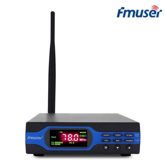 FMUSER FU X01AK 1 Watt FM Sender Radio rundfunksender Kit ...