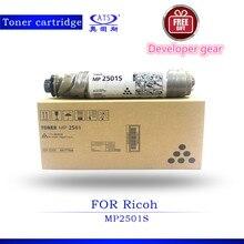 Cartucho de Toner Para Ricoh MP 2501 S 2501 2013 1813 2501 2001 Peças Da Copiadora Compatível MP2501 Toner Em Pó MP2013 MP1813