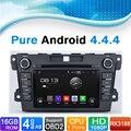 For Mazda CX 7 Pure Android 4.4.4 Auto Radio Car DVD Player for Mazda CX-7  for Mazda CX7 2012